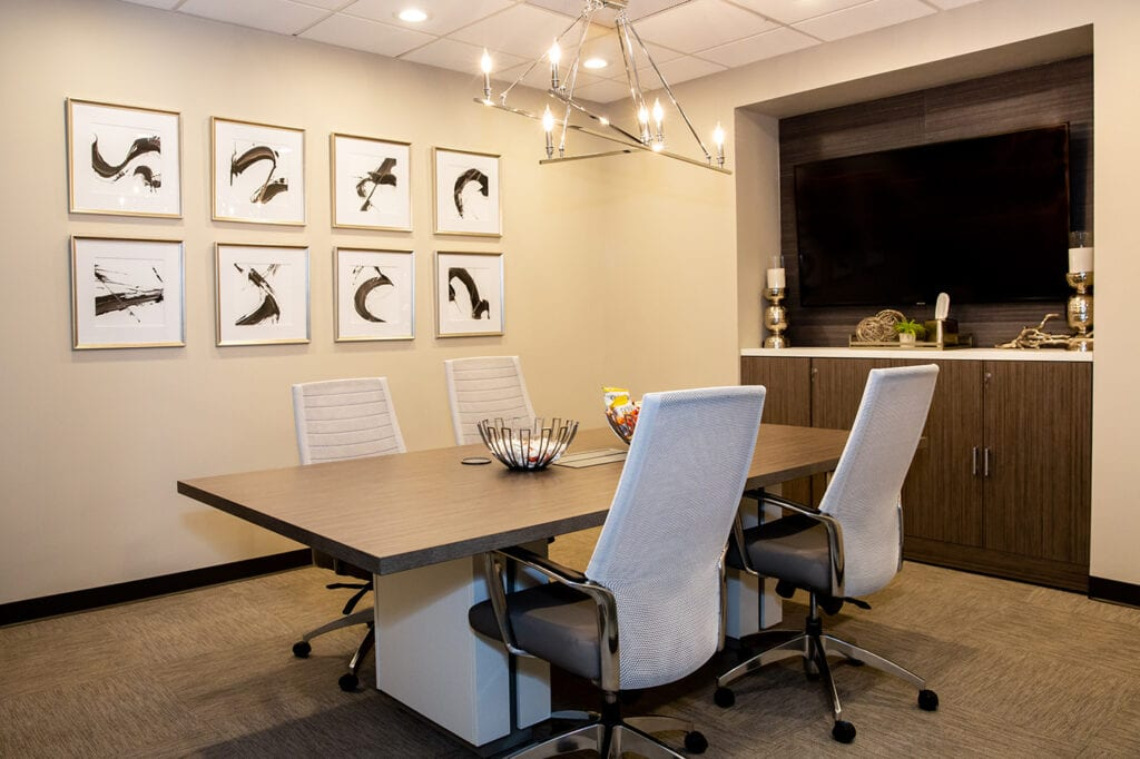 Commercial Conference Table